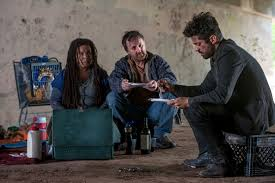 Seeking Episode 9 Review Preacher Review Season 1 Episode 9 Finish The Song Goes To