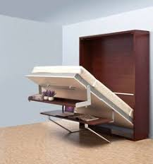 Folding Bed Desk Source Space Saving Wooden Murphy Bed Verticle Hidden Wall Bed