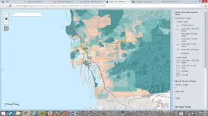 Newport Inglewood Fault Map Arcgis Akaj U0027s E Portfolio