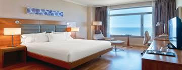 hotel avec dans la chambre barcelone hôtel diagonal mar barcelona hôtels de plage à barcelone
