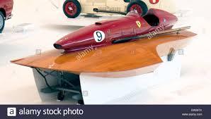 enzo ferrari museum san marco ferrari racing boat 1957 front left2 enzo ferrari