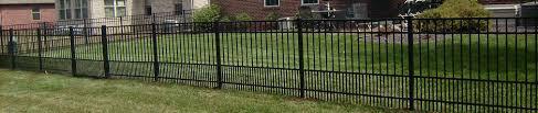 ornamental fence evansville henderson newburgh princeton