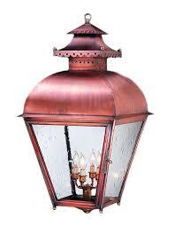 Lantern Ceiling Light Fixtures Copper Lantern Lighting