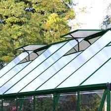 Palram Greenhouse Balance 8 U2032 X 20 U2032 Hobby Greenhouse U2013 Green 763552407283