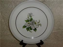 white china pattern 3939 japan china white 3939 2 dinnerplates