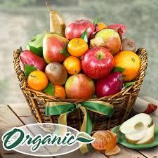 organic fruit basket organic cali fresh fruit basket ra4000 a gift inside