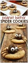 peanut butter spider cookies parenting chaos