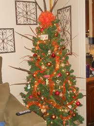Hunting And Fishing Tree For The Hubby My Christmas Trees