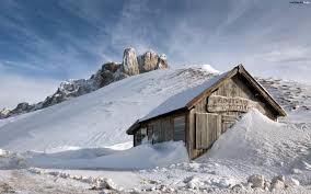 Small House In Spanish House In The Mountains Wallpaper 4270 Loversiq