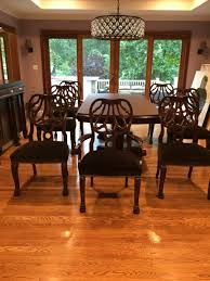 ralph lauren dining room set in oyster bay letgo
