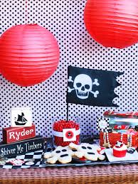 pirate themed home decor 4 cool birthday party themes for boys hgtv