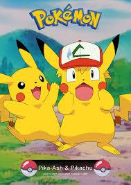 pokemon card pika ash y pikachu by adfpf1 on deviantart