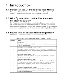 process manual template documentation for iso 17025 iso 17025