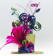tammysantana com create a fun mardi gras centerpiece with mini