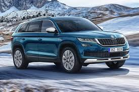 skoda kodiaq 2017 2017 skoda kodiaq price and features announced
