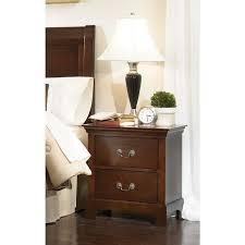 Nightstand Size Best 25 Brown Nightstands Ideas On Pinterest Brown Dresser Rag