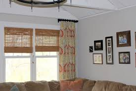 Shade Curtains Decorating Curtain Decorating More Bamboo Shades Window And Blinds For