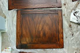 General Finishes Gel Stain Kitchen Cabinets How To Use Gel Stain On Cabinets The Good U0026 The Bad