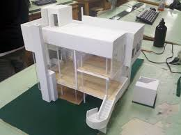 model of houses for project house and home design