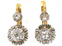 vintage earrings antique earrings vintage earrings the antique jewellery company