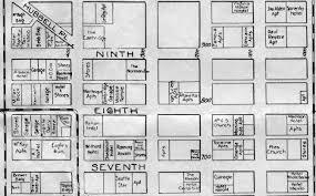 Seattle Parking Map by Seattle Now U0026 Then Parking 15 Cents Dorpatsherrardlomont