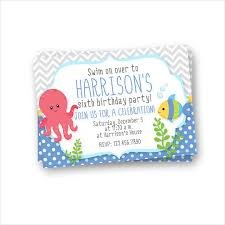 30 kids birthday invitation templates u2013 free sample example