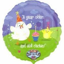singing birthday balloons singing balloons party supplies perth balloon world
