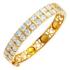 magnetic bracelet gold plated images Klassic bio magnetic gold plated bangle bg 8598 png