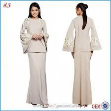 download gambar model baju kurung modern dalam ukuran asli di atas mode modern model baju kurung dengan payet bell lengan nude buy
