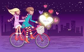 love bubbles valentine free hd wallpaper