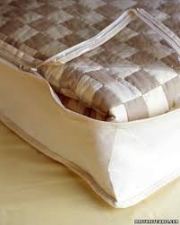 storing blankets martha stewart living zippered cloth and