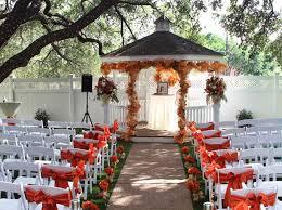 dfw wedding venues wedding ceremony decor in dallas fort worth