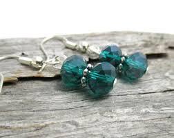 sterling silver earrings sensitive ears bead earring etsy