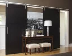 Dividing Doors Living Room by Sliding Hanging Room Dividers Foter