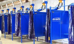 welding ventilation system wb 5000 u2013 welding booths