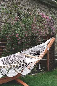 camping hammock with stand outdoor metal images with astounding