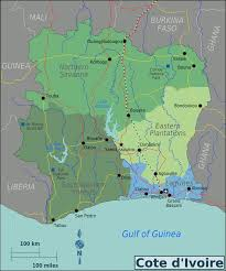 africa map ivory coast côte d ivoire travel guide at wikivoyage