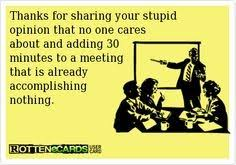 Work Meeting Meme - work meetings are destroying business and how to destroy them