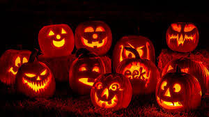 background halloween images halloween background ambiance horror nights jack o u0027 lanterns