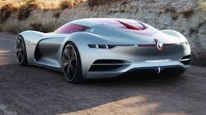 renault supercar renault trezor concept interior exterior and drive youtube