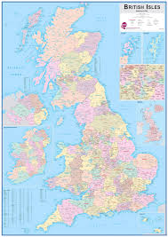 Channel Islands Map British Isles Administrative Map
