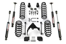 jeep front shocks jk 4 door 2 5