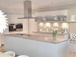 cuisine design pas cher 53 variantes pour les cuisines blanches cuisine lofts and kitchens