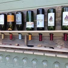 simplistic reclaimed wood wine rack wood wine racks wine rack