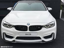 m4 cs in alpine white
