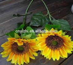 Artificial Sunflowers Artificial Silk Sunflowers Real Touch Artificial Flower Buy
