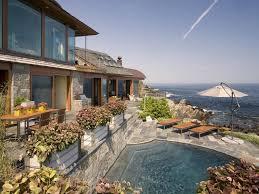 modern home design new england new england oceanfront landscape design inspiration