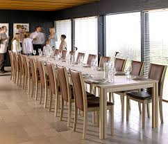 Very Large Dining Room Tables - Long dining room table