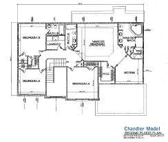 the chandler custom home model by cumberland development custom