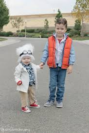 back to the future costume diy sibling costume back to the future simply real